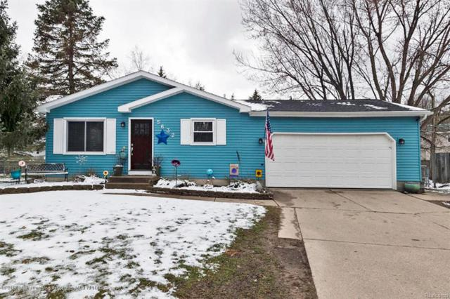 5632 Annapolis Drive, Lansing Twp, MI 48911 (MLS #630000224768) :: The Toth Team