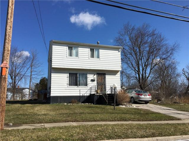 1009 E Holbrook Avenue, Flint, MI 48505 (MLS #218027993) :: The Toth Team