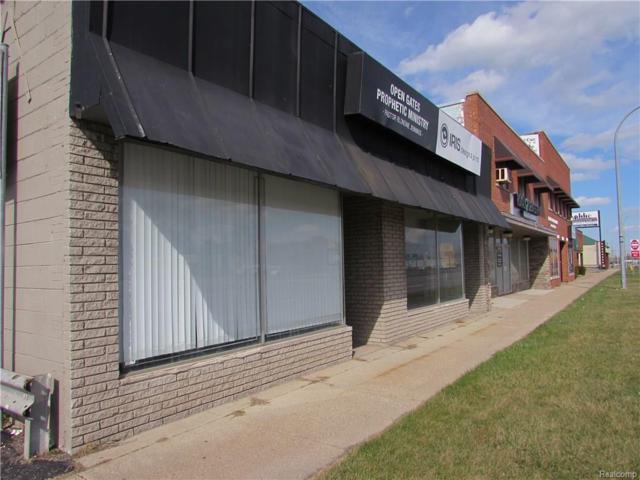 24736 Michigan Avenue, Dearborn, MI 48124 (MLS #218028073) :: The Toth Team