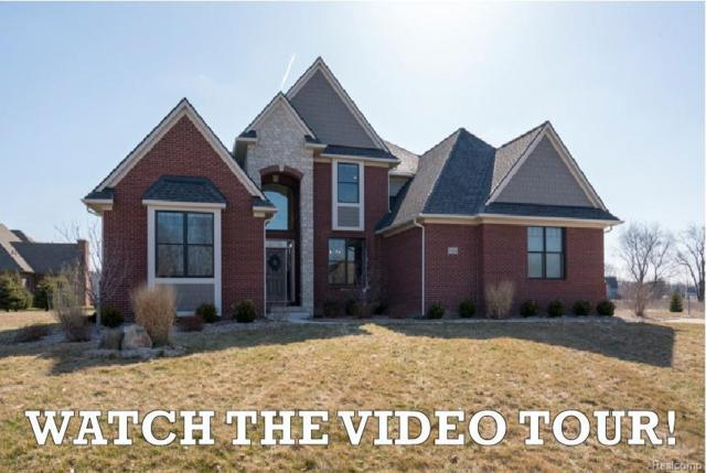 7154 Ridge Line Circle, Dexter Twp, MI 48130 (#543255457) :: Duneske Real Estate Advisors