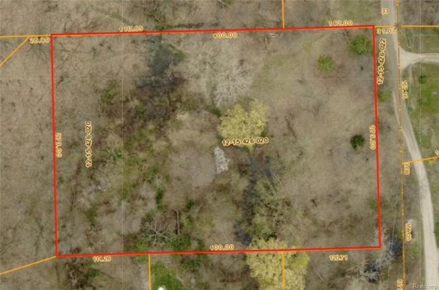 10005 Mead Lane, White Lake Twp, MI 48386 (#218028125) :: RE/MAX Vision