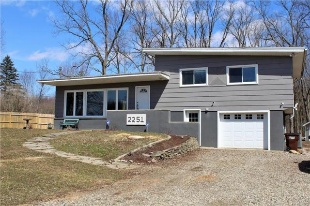 2251 Dearing Road, Spring Arbor Twp, MI 49283 (MLS #218028196) :: The Toth Team