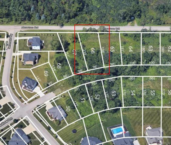 6073 Sleepy Hollow Way, Meridian Charter Twp, MI 48823 (#630000224759) :: Duneske Real Estate Advisors