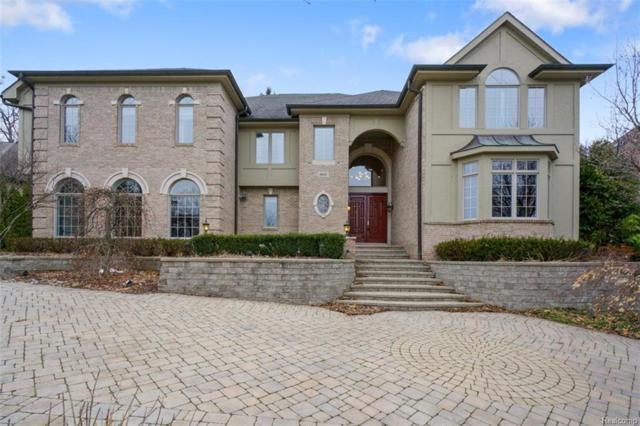 6632 Minnow Pond Drive, West Bloomfield Twp, MI 48322 (#218028329) :: Duneske Real Estate Advisors