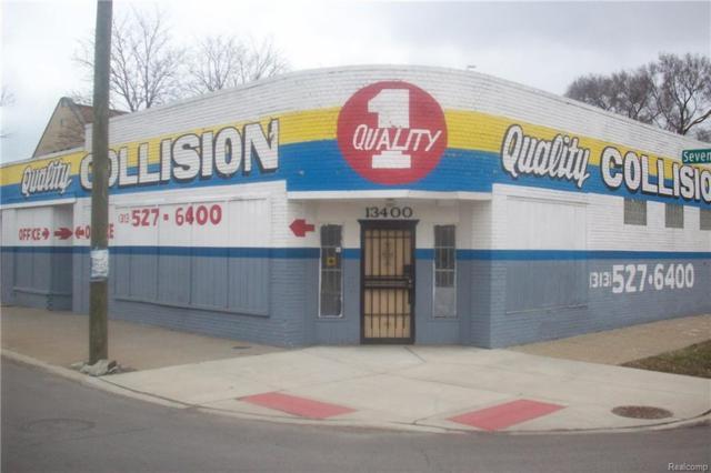 13400 E 7 MILE Road, Detroit, MI 48205 (#218028349) :: RE/MAX Classic
