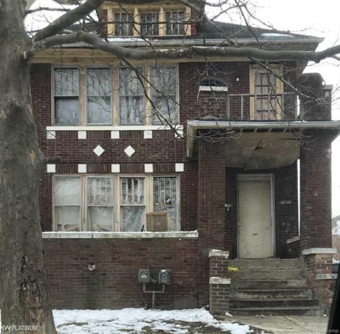 2453 Clairmount, Detroit, MI 48206 (MLS #58031344007) :: The Toth Team