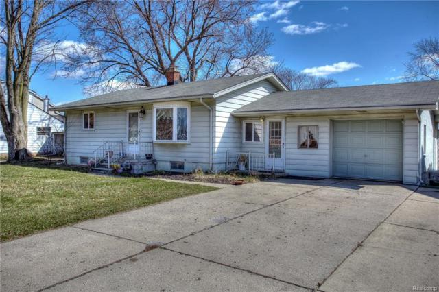1672 Beech Lane Drive, Troy, MI 48083 (MLS #218028379) :: The Toth Team