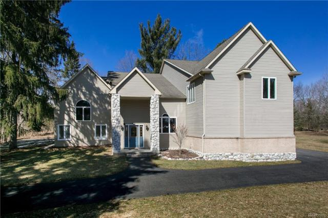 25155 Springbrook Drive, Farmington Hills, MI 48336 (#218028461) :: Duneske Real Estate Advisors