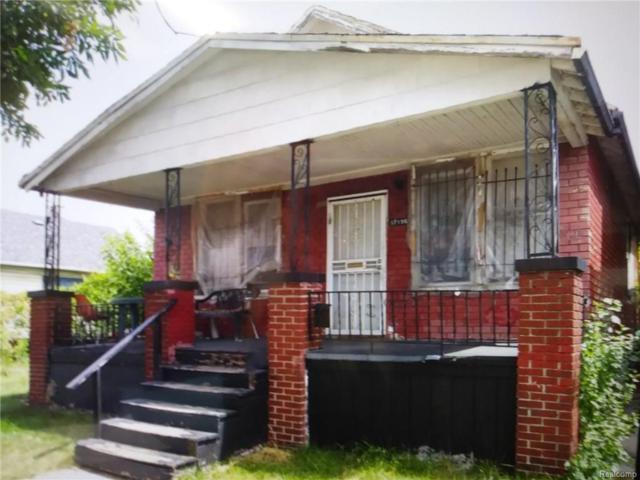 17196 Moran, Detroit, MI 48212 (#218028572) :: RE/MAX Classic