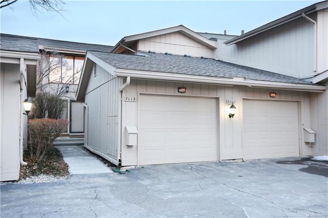 7113 Pebble Park Drive, West Bloomfield Twp, MI 48322 (#218028591) :: RE/MAX Classic