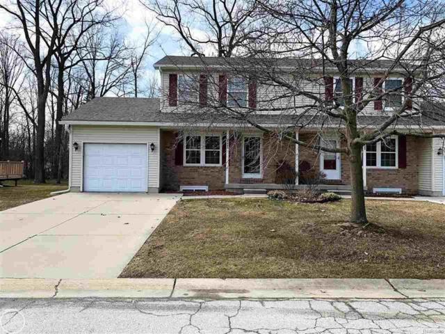 1440 Whispering Woods Ln, Marysville, MI 48040 (#58031344075) :: Duneske Real Estate Advisors