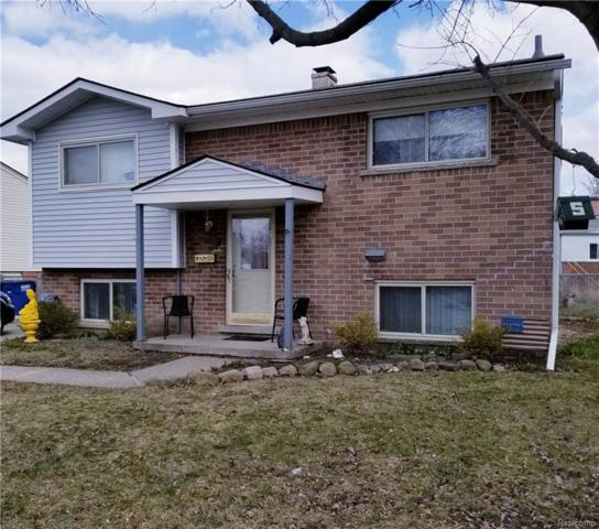 1679 Westchester Street, Westland, MI 48186 (MLS #218029091) :: The Toth Team