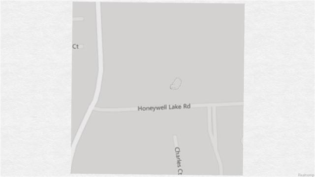 Vacant Honeywell Lake Rd, Highland Twp, MI 48380 (#218029296) :: Duneske Real Estate Advisors