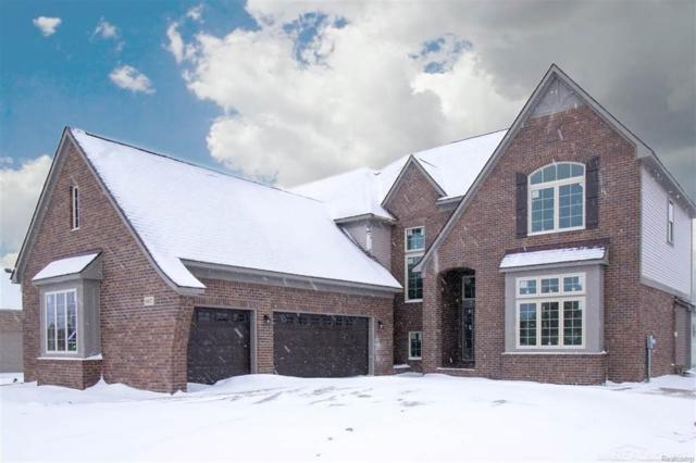 6602 Jeffersonian, Washington Twp, MI 48095 (MLS #58031344251) :: The Toth Team