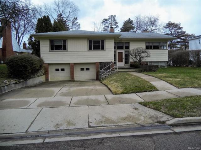 1030 Glenhaven Avenue, East Lansing, MI 48823 (MLS #630000224897) :: The Toth Team
