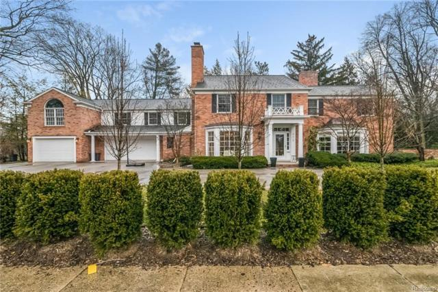 272 Ridge Road, Grosse Pointe Farms, MI 48236 (#218029442) :: Duneske Real Estate Advisors