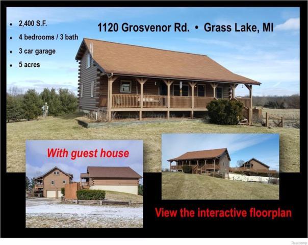 1120 Grosvenor, Grass Lake Twp, MI 49240 (#543255168) :: Duneske Real Estate Advisors