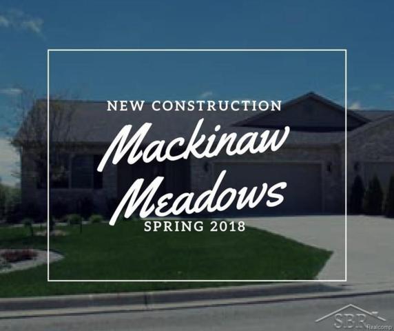 3016 Mackinaw Meadows #5, Saginaw Twp, MI 48603 (#61031344300) :: Duneske Real Estate Advisors