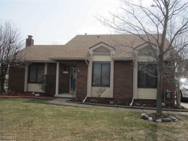 25722 Norvell, Chesterfield Twp, MI 48051 (MLS #58031344320) :: The Toth Team