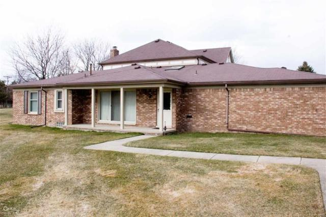 49801 Jefferson Ct, Shelby Twp, MI 48315 (MLS #58031344321) :: The Toth Team
