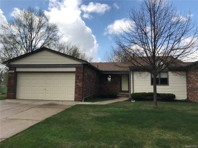11924 Ina Drive #30, Sterling Heights, MI 48312 (#218029652) :: Duneske Real Estate Advisors