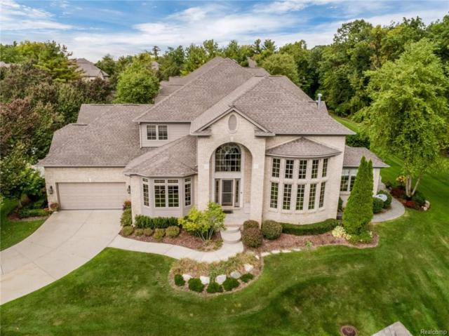 6524 Enclave Drive, Independence Twp, MI 48348 (#218029765) :: Duneske Real Estate Advisors