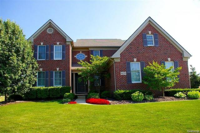 46209 Pinehurst Drive, Northville Twp, MI 48168 (MLS #218029814) :: The Toth Team