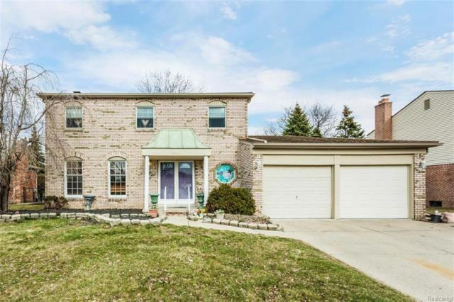 4502 Reilly Drive, Troy, MI 48085 (#218029870) :: RE/MAX Classic