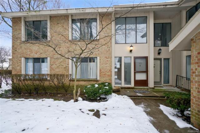 7412 Pebble Point, West Bloomfield Twp, MI 48322 (#218029877) :: RE/MAX Classic