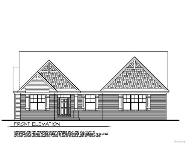 000 Deerpath Estates Lot # 2, Brandon Twp, MI 48462 (#218029884) :: RE/MAX Vision
