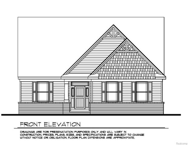 000 Deerpath Estates Lot # 3, Brandon Twp, MI 48462 (#218029904) :: RE/MAX Vision