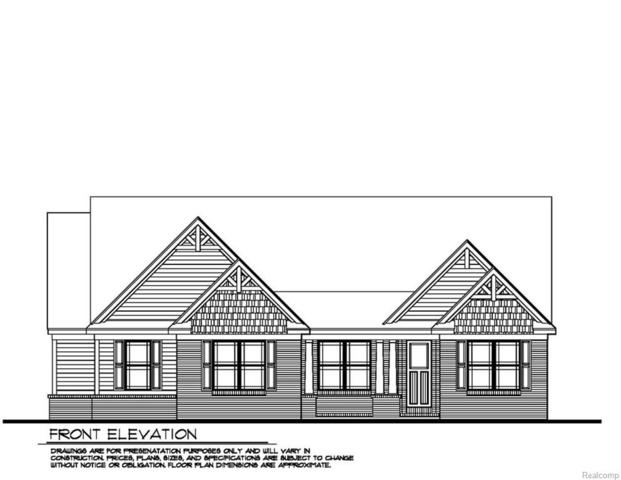 000 Deerpath Estates Lot # 5, Brandon Twp, MI 48462 (#218029977) :: Duneske Real Estate Advisors