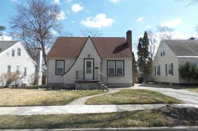 2335 Harding Avenue, Lansing, MI 48910 (#630000224944) :: Simon Thomas Homes