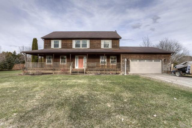 3427 Sue Nan Drive, Marion Twp, MI 48843 (MLS #218029998) :: The Toth Team