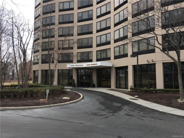 5000 Town Center #606, Southfield, MI 48075 (#218030047) :: Metro Detroit Realty Team | eXp Realty LLC