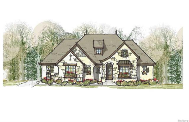 47738 Dunhill Court, Novi, MI 48167 (#218030085) :: Duneske Real Estate Advisors
