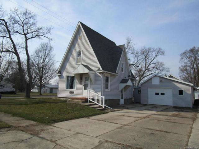 322 Franklin St, CITY OF BRONSON, MI 49028 (#62018014201) :: Duneske Real Estate Advisors