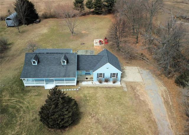 1116 County Farm Road, Marion Twp, MI 48843 (MLS #218030171) :: The Toth Team