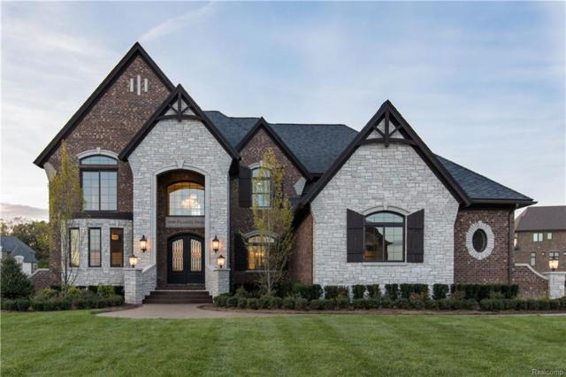 3646 Piccadilly Drive, Rochester Hills, MI 48309 (MLS #218030209) :: The Toth Team