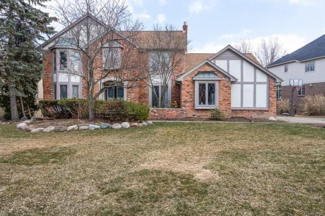 1860 Jason Circle, Rochester Hills, MI 48306 (#218030317) :: RE/MAX Classic