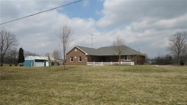 3460 Farmers Creek, Metamora Twp, MI 48455 (#218030369) :: RE/MAX Classic
