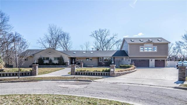 21300 Hickorywood Court, Dearborn Heights, MI 48127 (MLS #218030380) :: The Toth Team