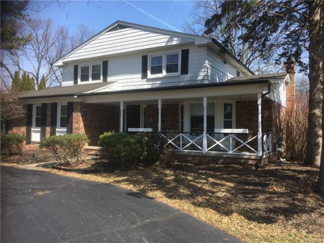 28746 Ramblewood Drive, Farmington Hills, MI 48334 (#218030540) :: Duneske Real Estate Advisors