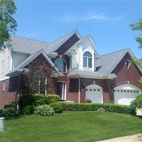 1259 Tulberry Circle, Rochester, MI 48306 (MLS #218030592) :: The Toth Team