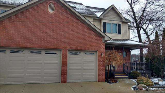 1224 Lakeside Drive S, Howell, MI 48843 (MLS #218030625) :: The Toth Team