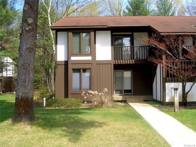 6845 Pinebrook Drive #15, Bellaire Vlg, MI 49615 (#218030678) :: Duneske Real Estate Advisors