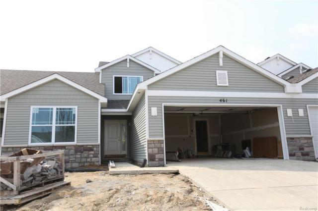 461 Hosta #081, Marion Twp, MI 48843 (MLS #218030765) :: The Toth Team