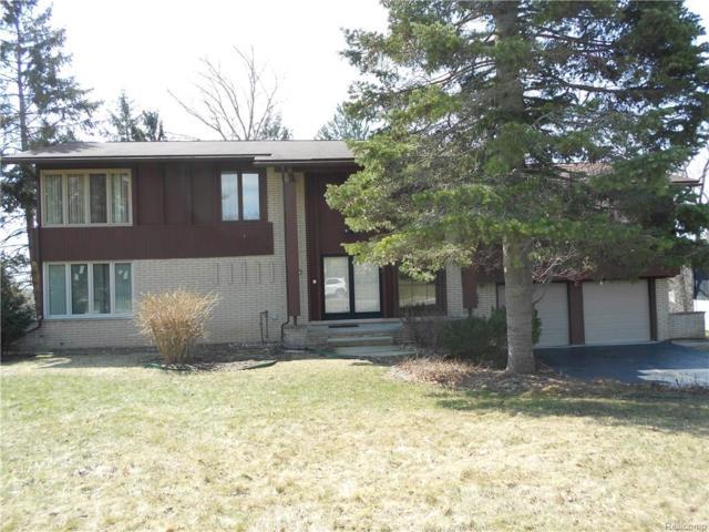 3293 Woodview Lake Road, West Bloomfield Twp, MI 48323 (MLS #218030766) :: The Toth Team