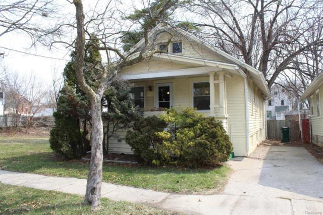 121 Clifford Street, Lansing, MI 48912 (MLS #630000225019) :: The Toth Team