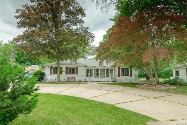 47136 Denton Road, Van Buren Twp, MI 48111 (#218030808) :: Duneske Real Estate Advisors